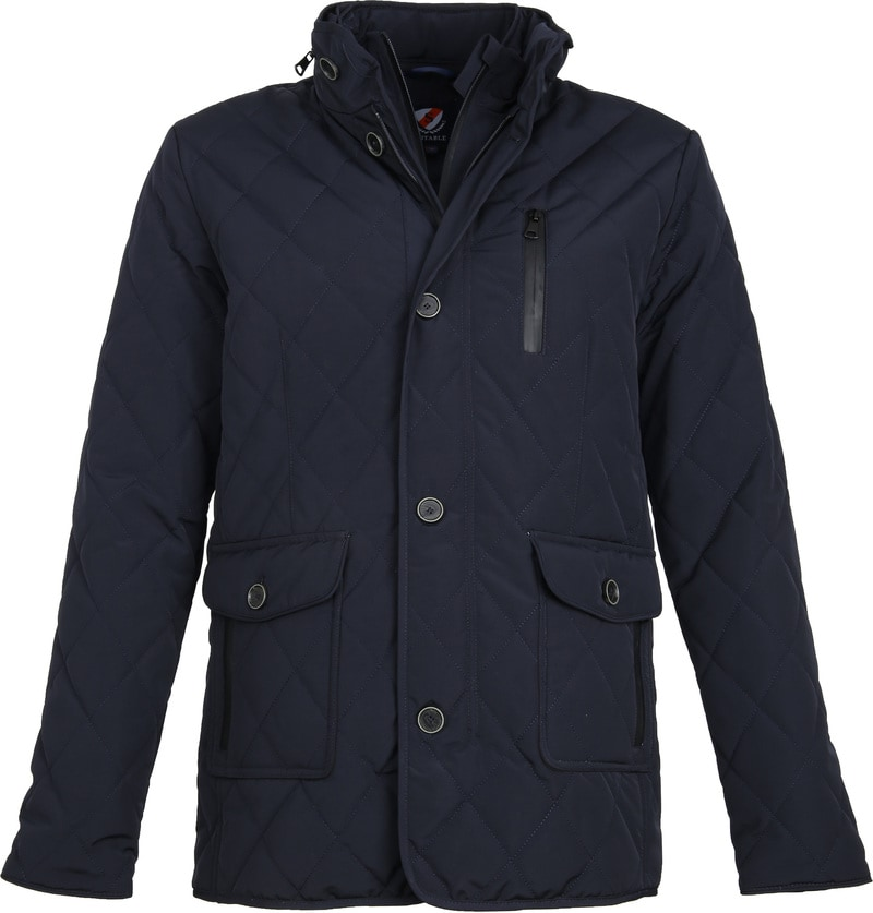 Suitable Seb Jacket Navy photo 0