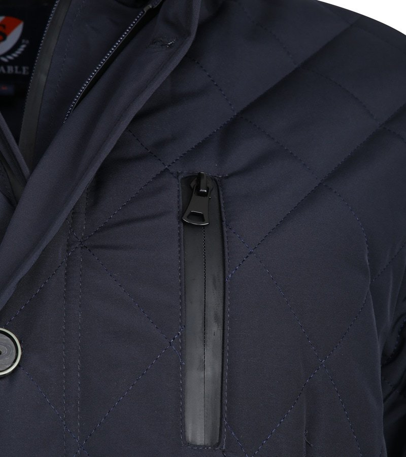 Suitable Seb Jacket Navy photo 3