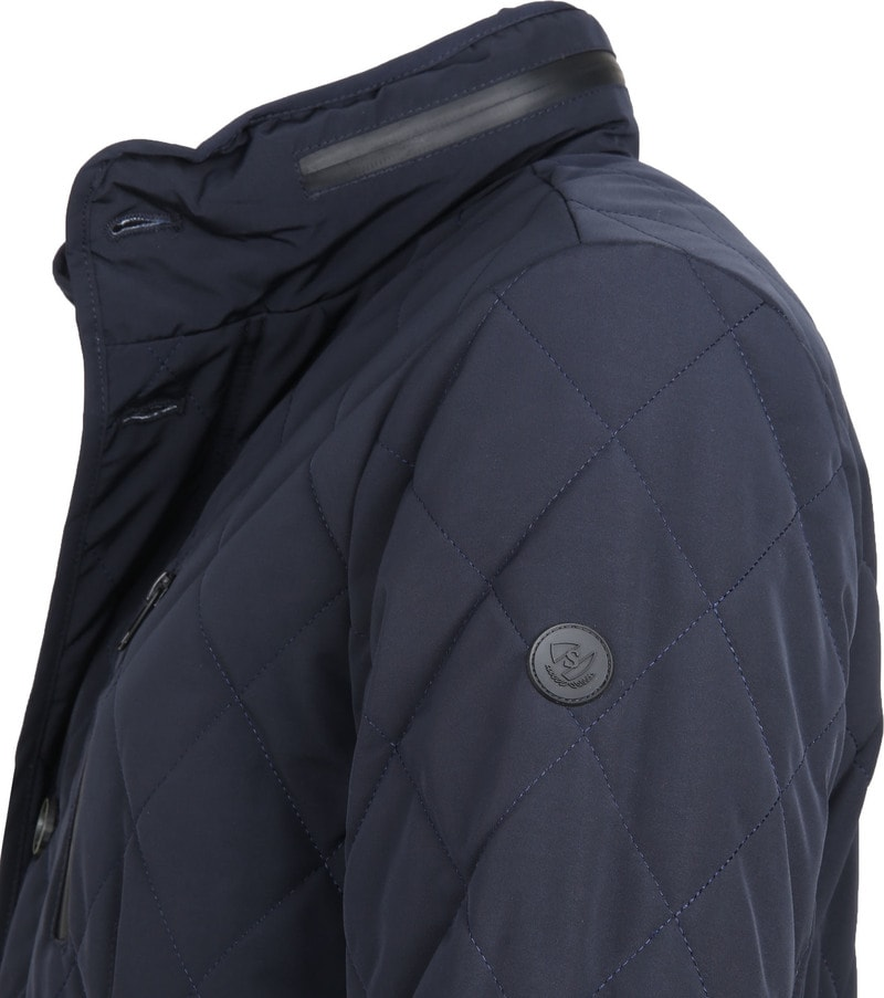 Suitable Seb Jacket Navy photo 4