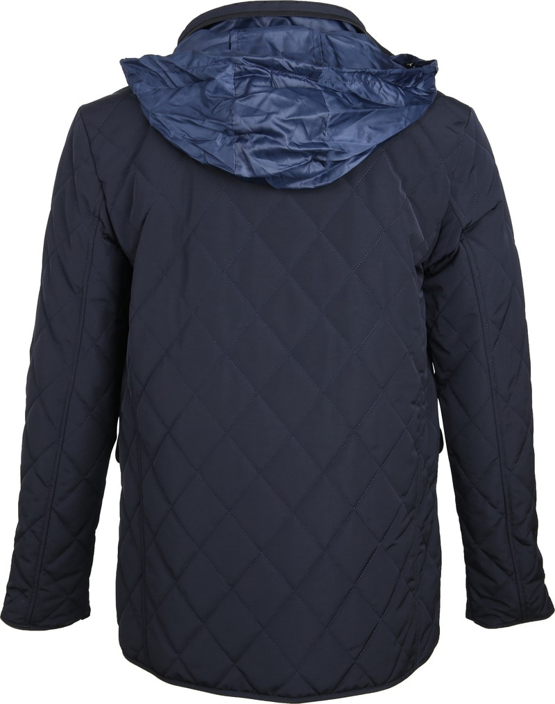 Suitable Seb Jacket Navy photo 8