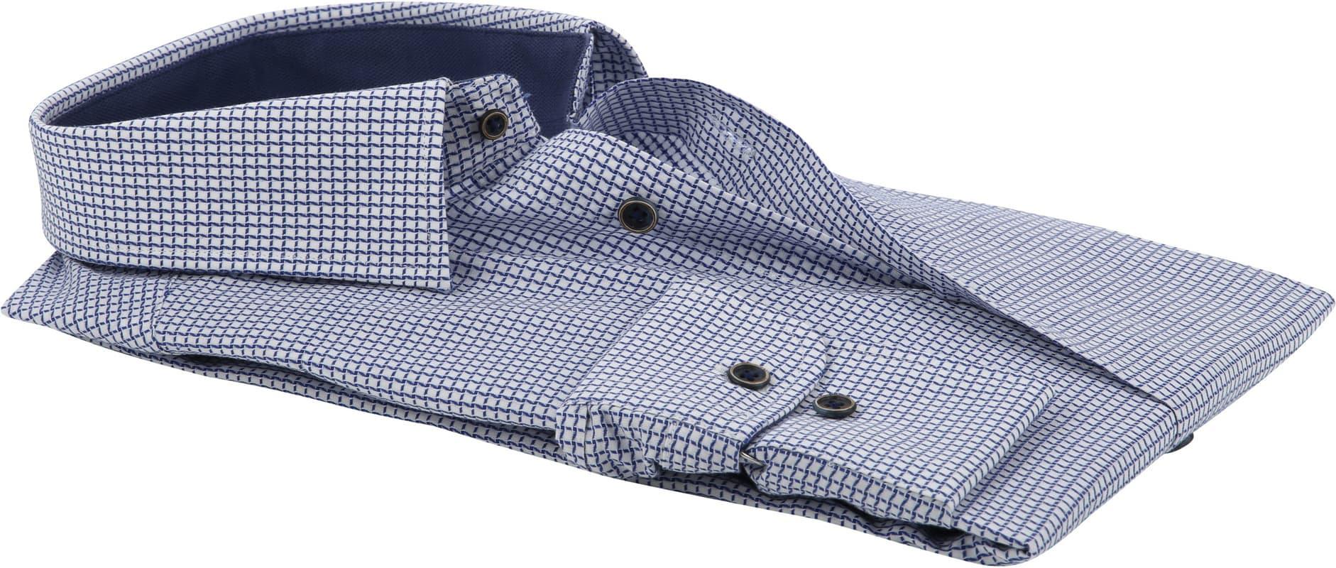 Suitable Shirt Blue Wesley photo 3