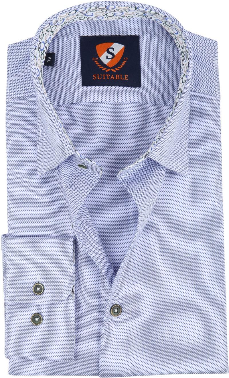 Suitable Shirt HBD Waut Blue photo 0