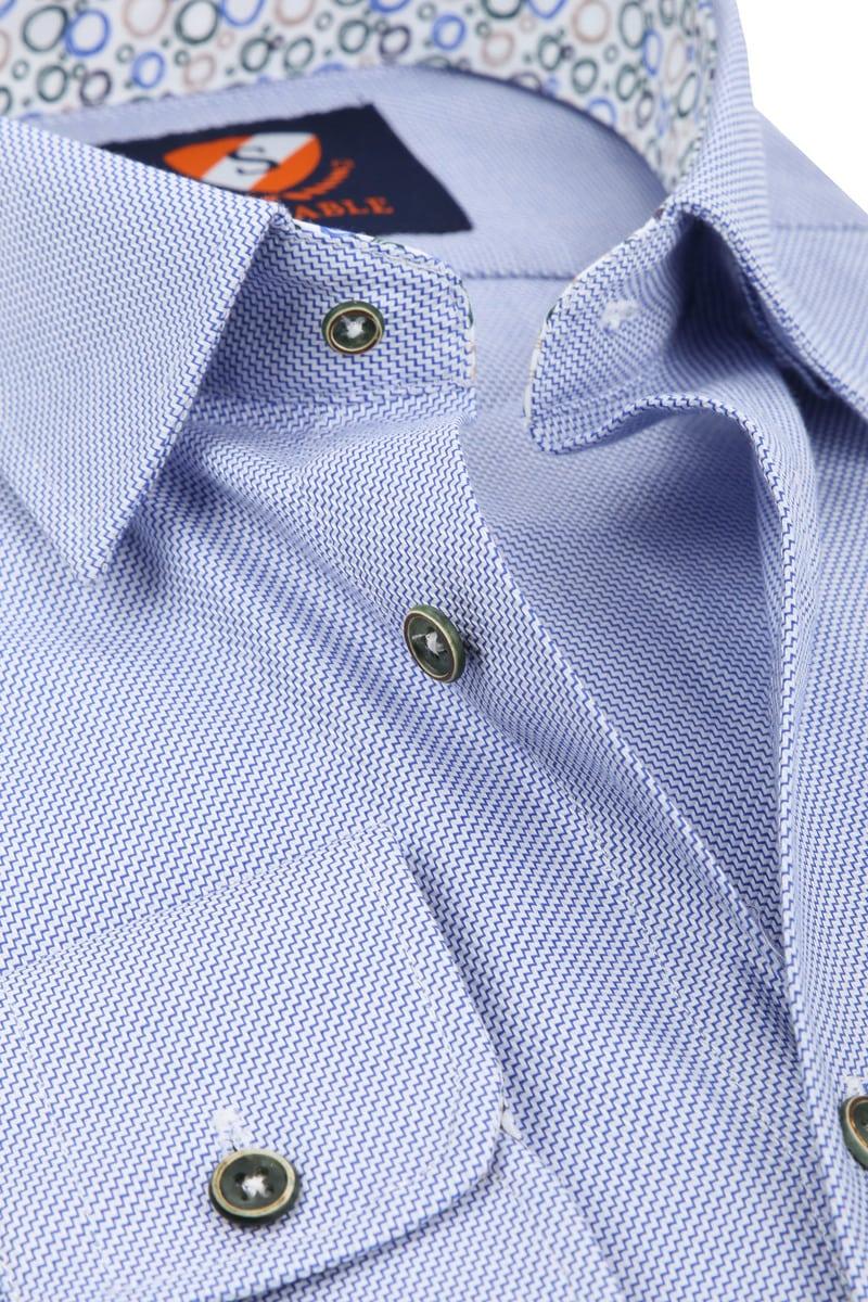 Suitable Shirt HBD Waut Blue photo 1