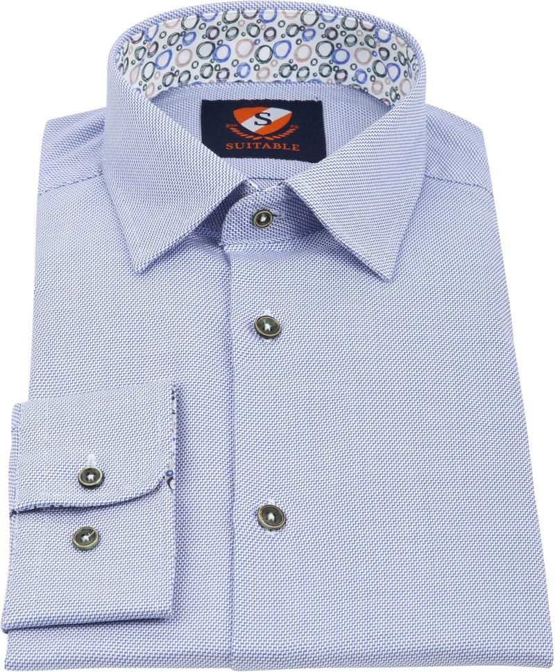 Suitable Shirt HBD Waut Blue photo 2