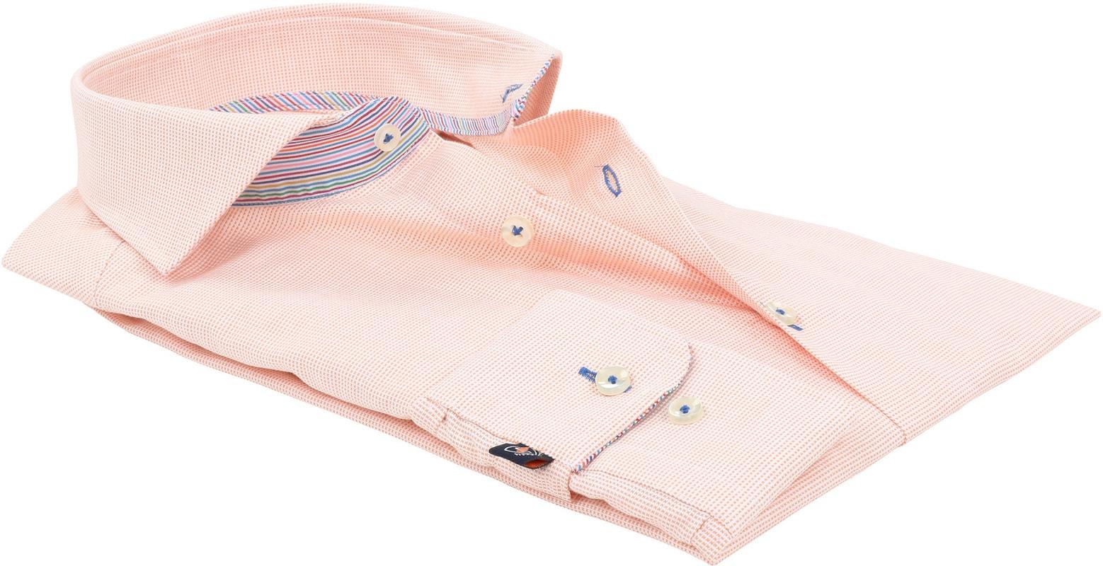 Suitable Shirt Pinpoint Orange 174-3 photo 3