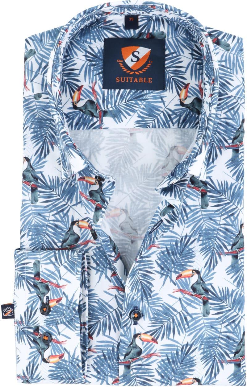 Suitable Shirt Toucan Print photo 0