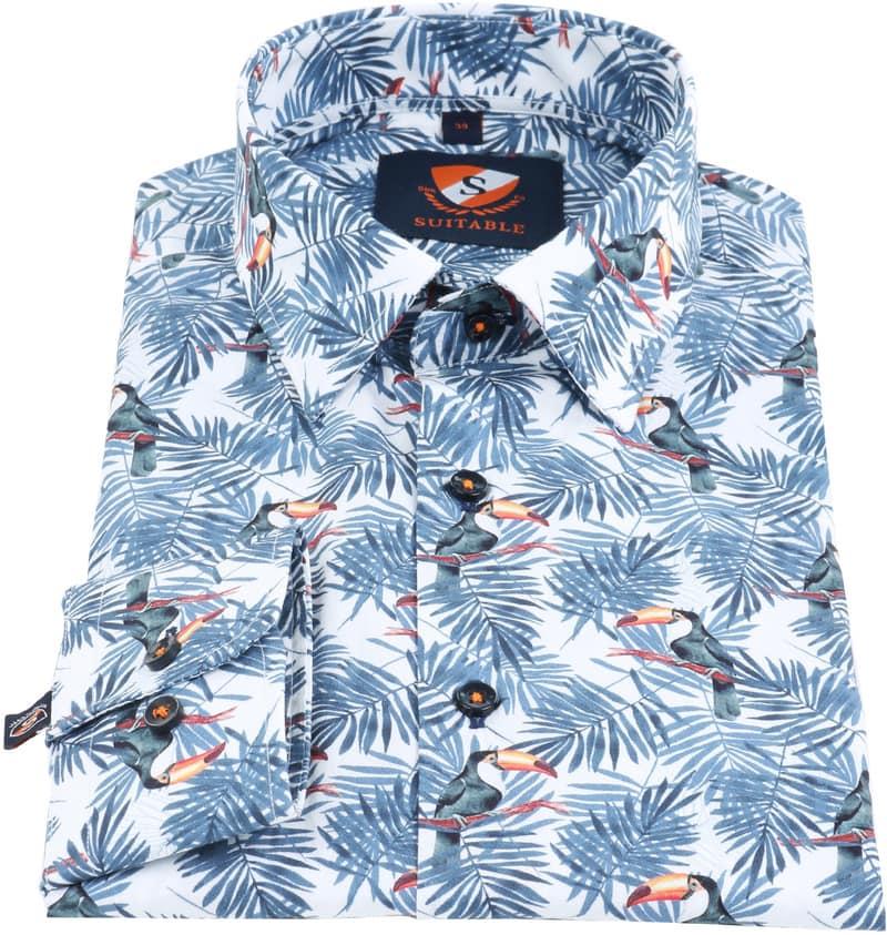 Suitable Shirt Toucan Print photo 3