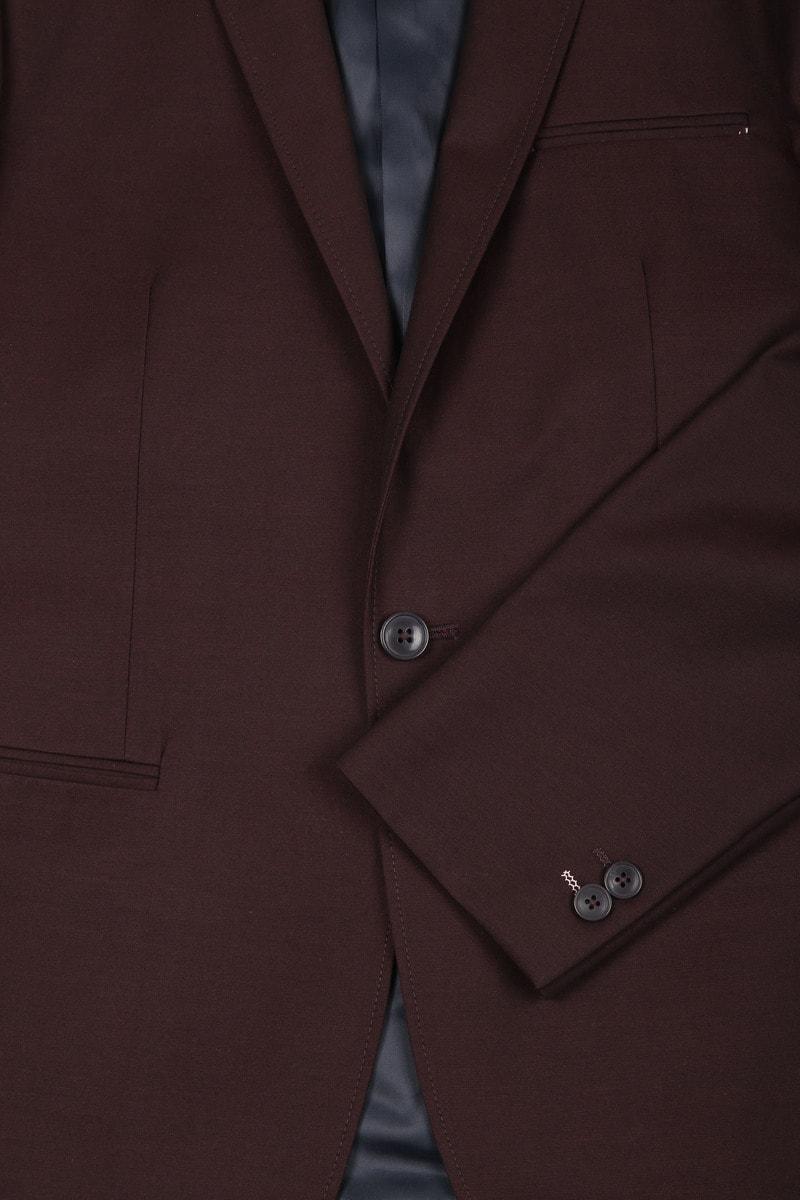 Suitable Sneaker Suit Bordeaux Foto 1