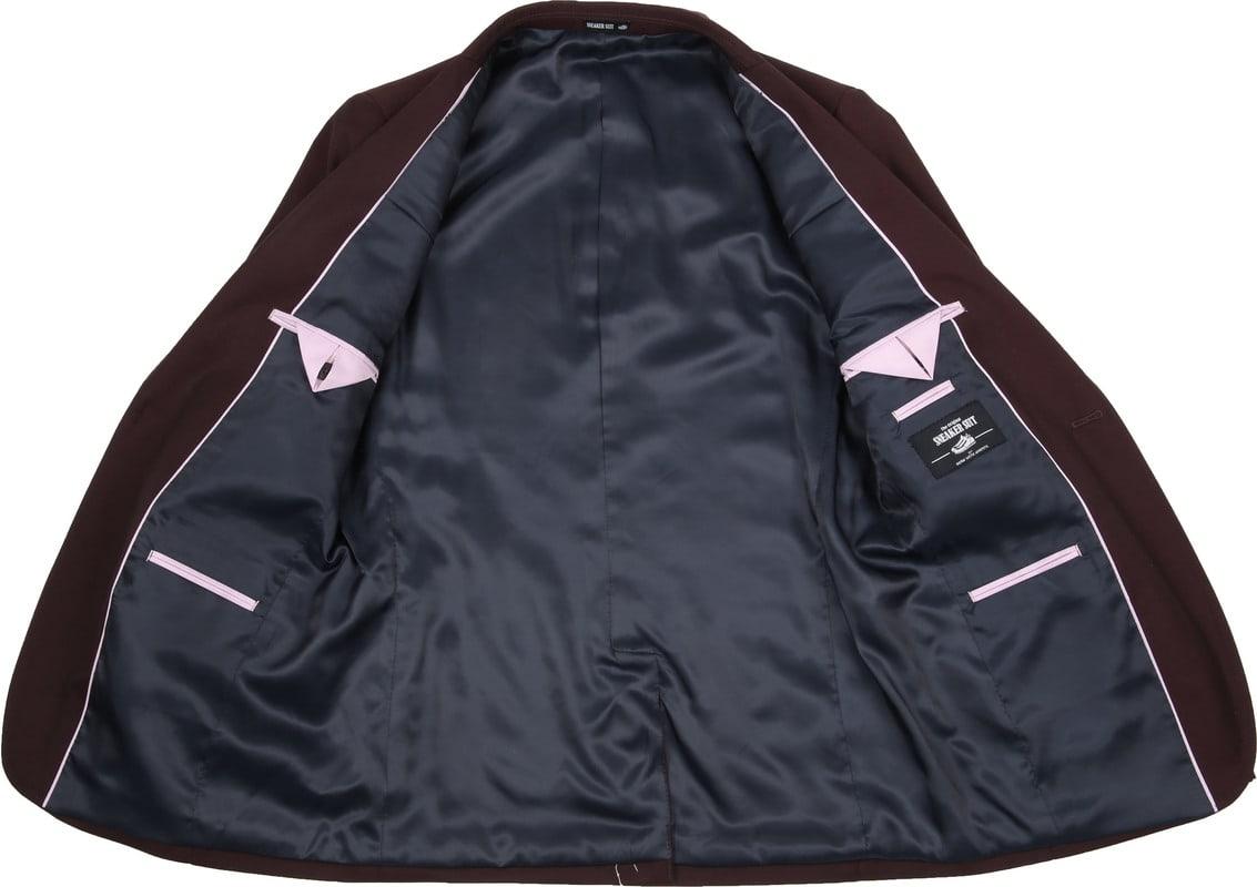 Suitable Sneaker Suit Bordeaux Foto 2