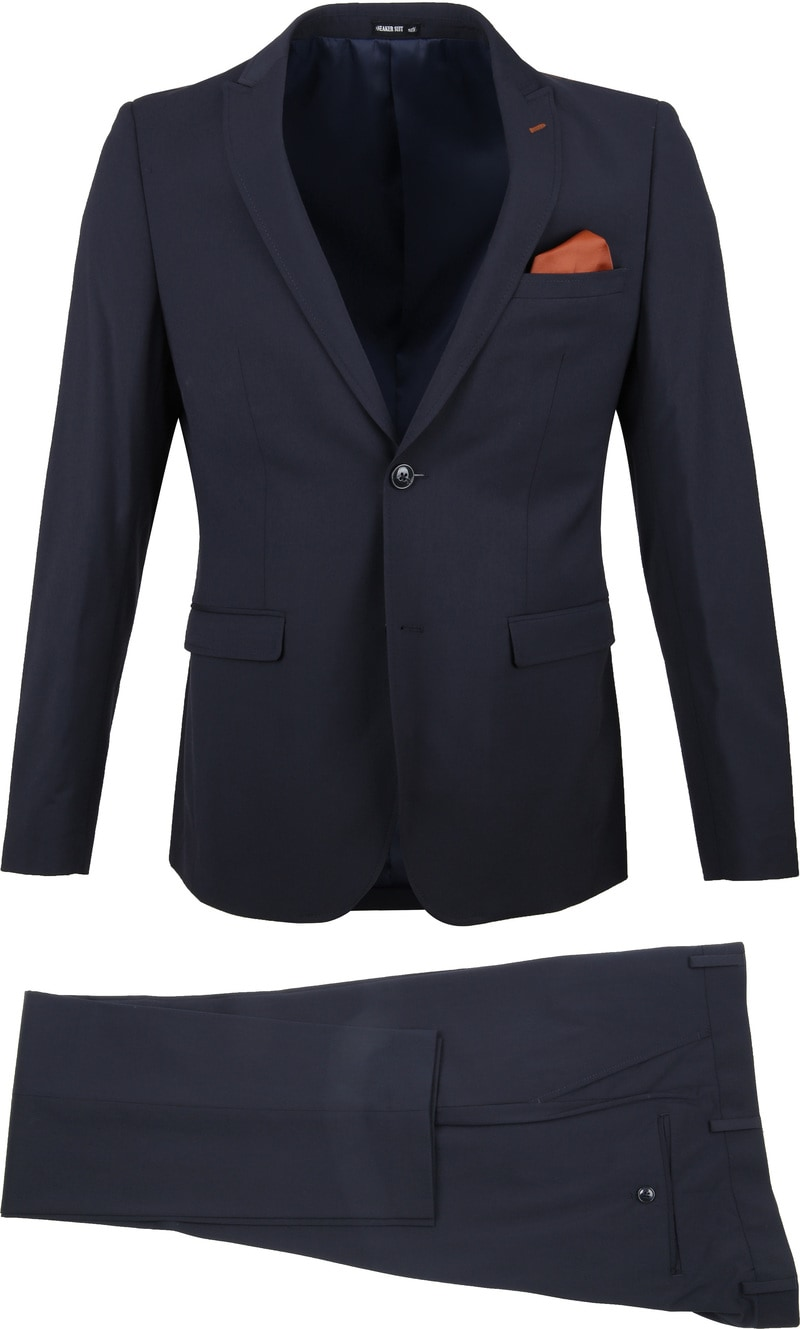 Suitable Sneaker Suit Navy photo 0