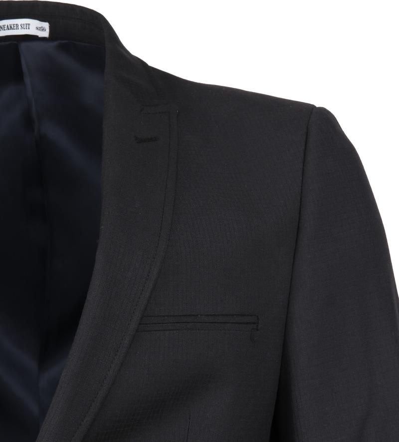 Suitable Sneaker Suit Schwarz Foto 3