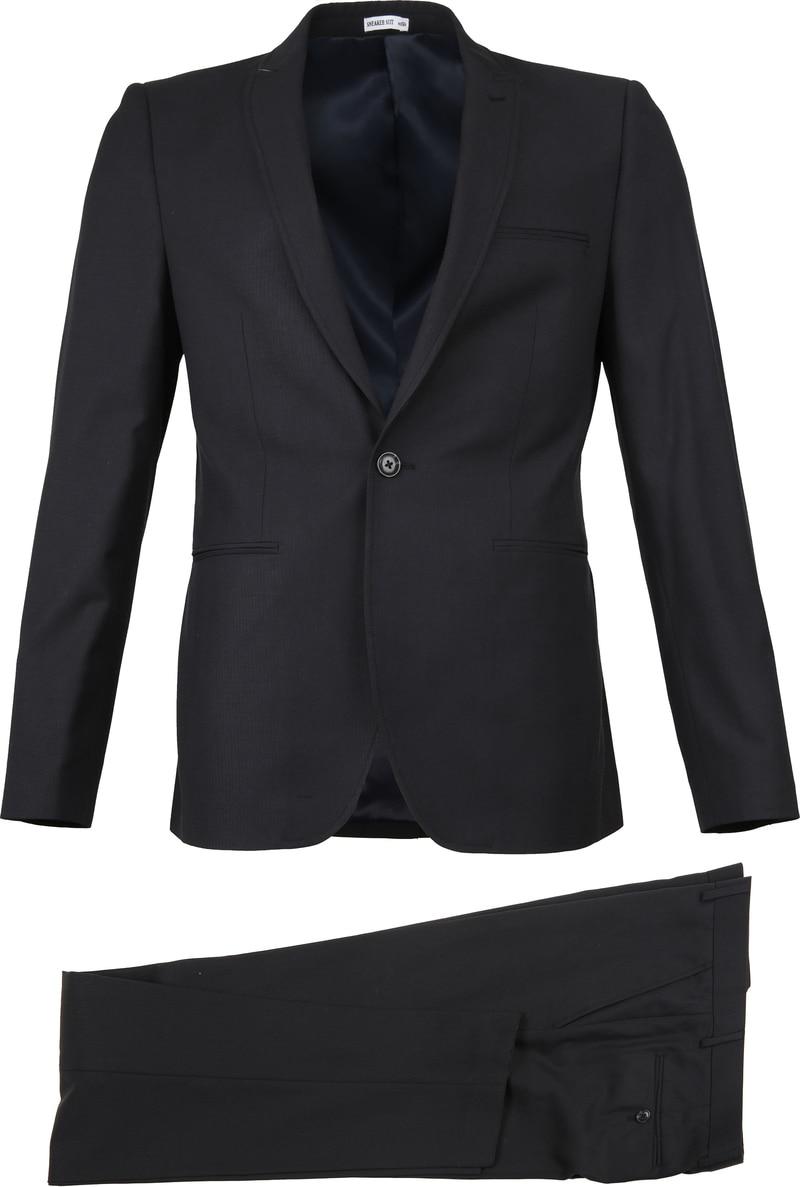 Suitable Sneaker Suit Zwart foto 0