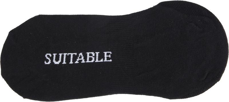 Suitable Sneakersok 3-Pack Zwart