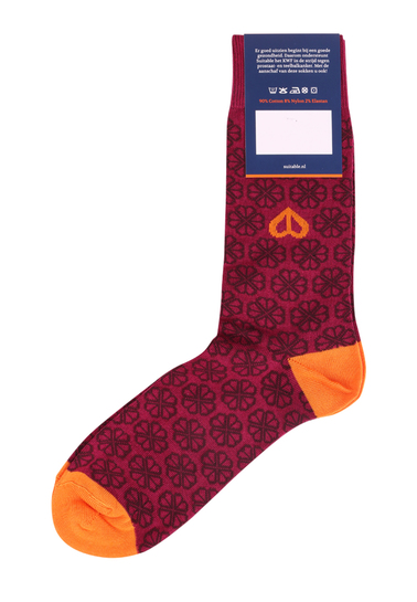 Suitable Socken KWF Fuchsia Foto 2