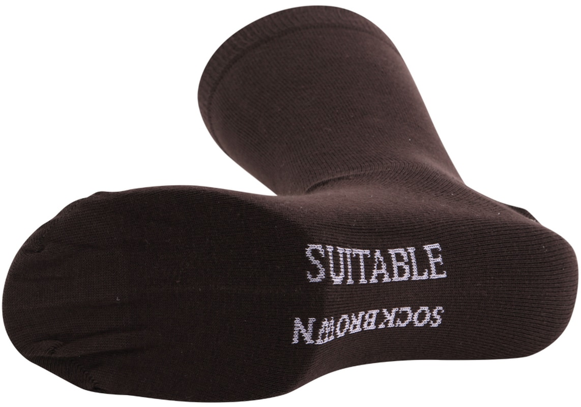 Suitable Socks Brown 8-Pack photo 1