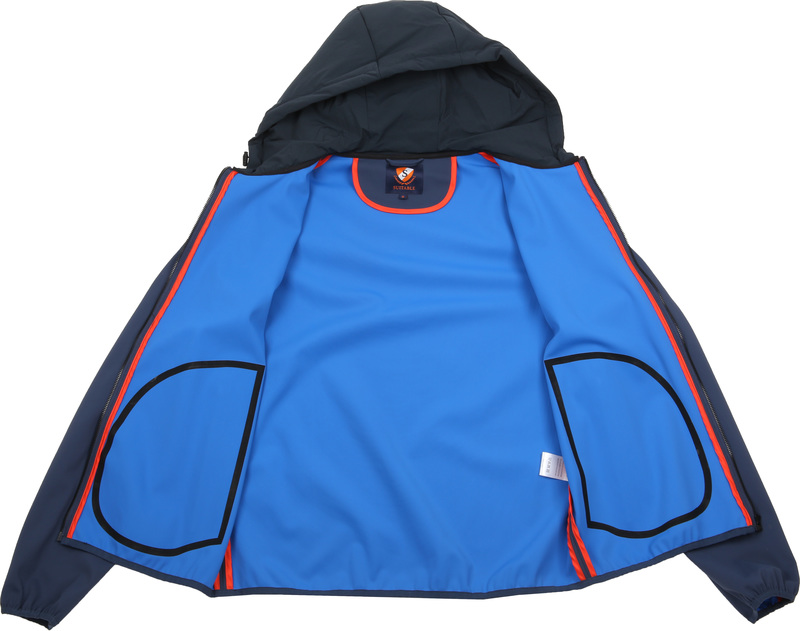 Suitable Softshell Jack Tom Navy foto 5