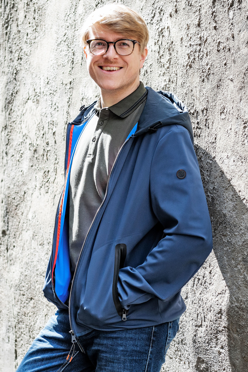 Suitable Softshell Jacke Tom Dunkelblau Foto 6