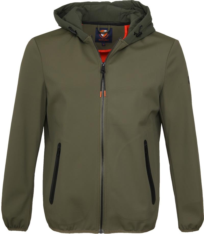 Suitable Softshell Jacket Tom Army photo 0