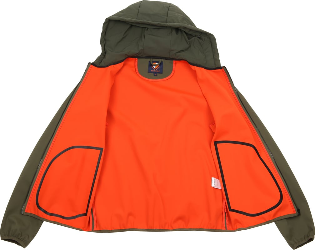Suitable Softshell Jacket Tom Army photo 5
