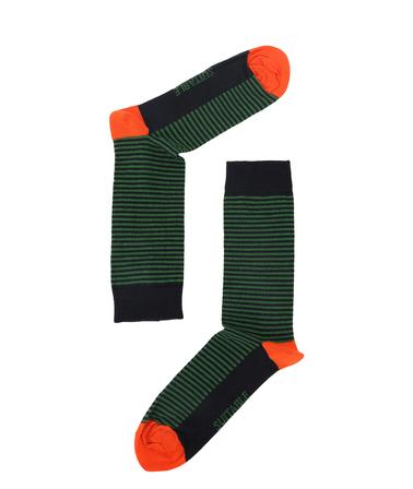 Detail Suitable Sokken Navy/Groen