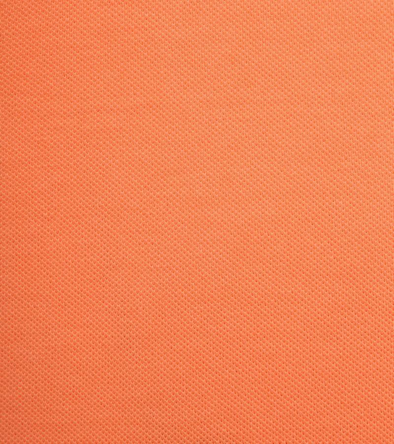 Suitable Stone Wash Poloshirt Orange Foto 2