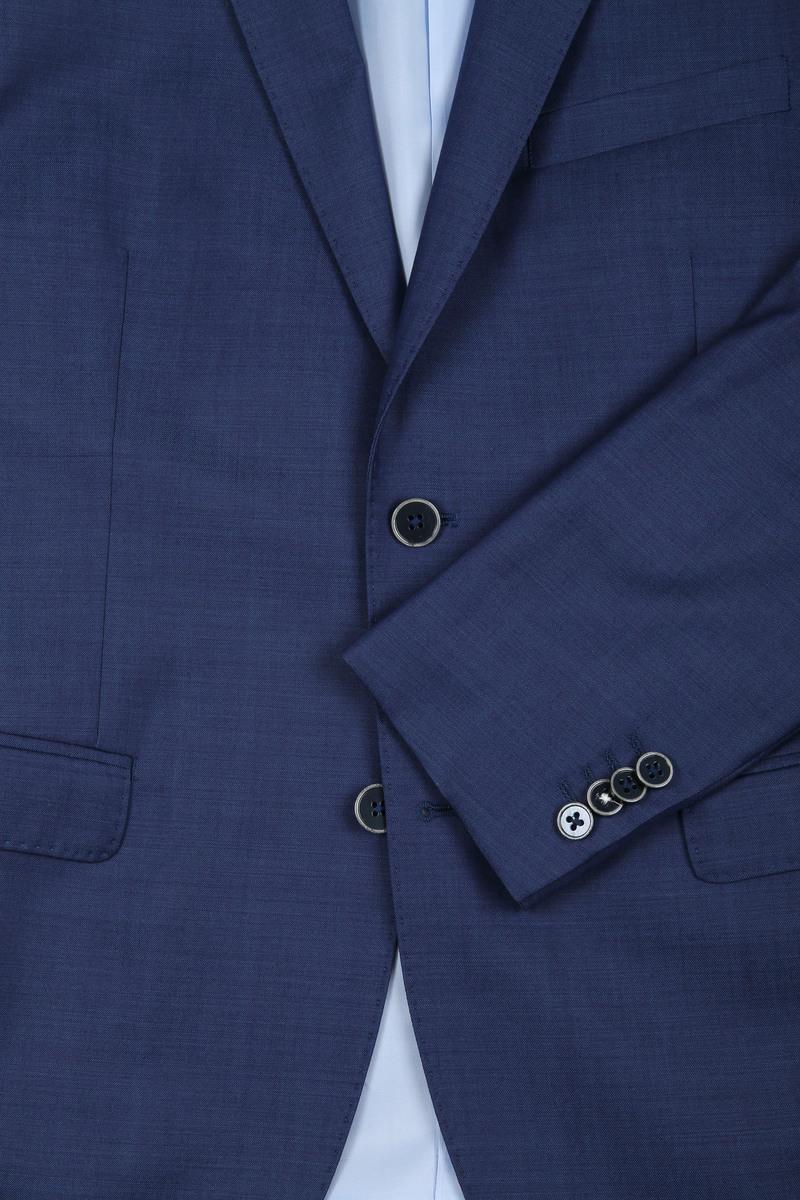 Suitable Strato Serge Suit Indigo photo 1