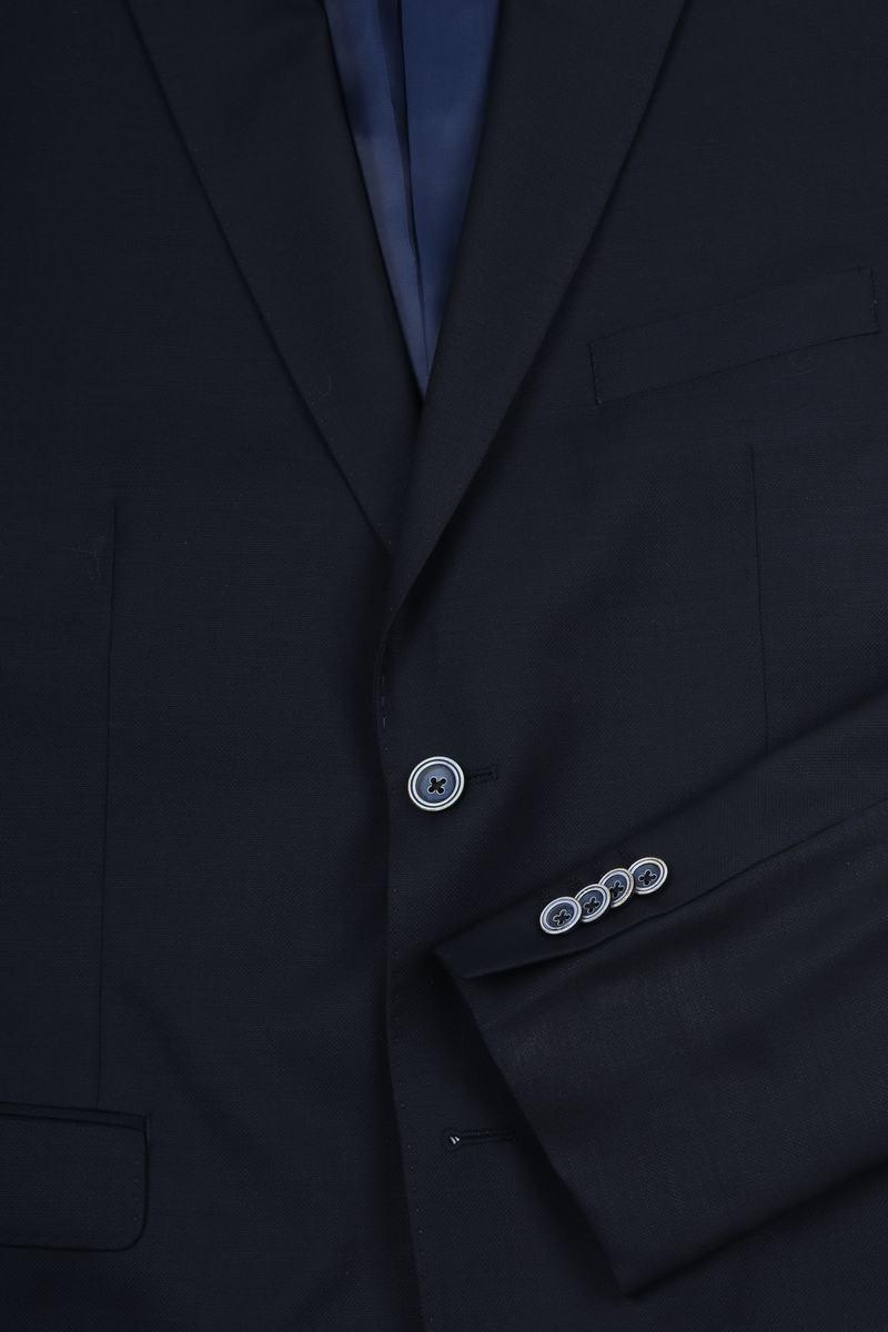 Suitable Suit Lucius Oxford Dark Blue photo 2