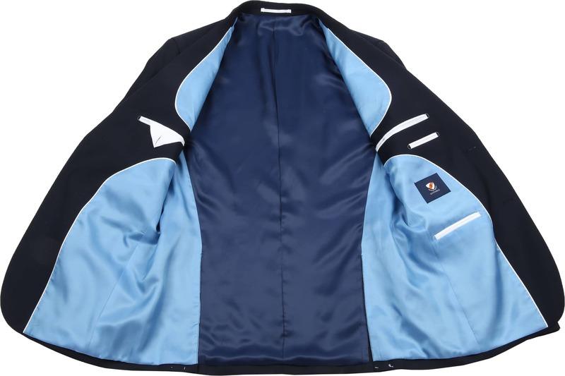 Suitable Suit Lucius Oxford Dark Blue photo 5