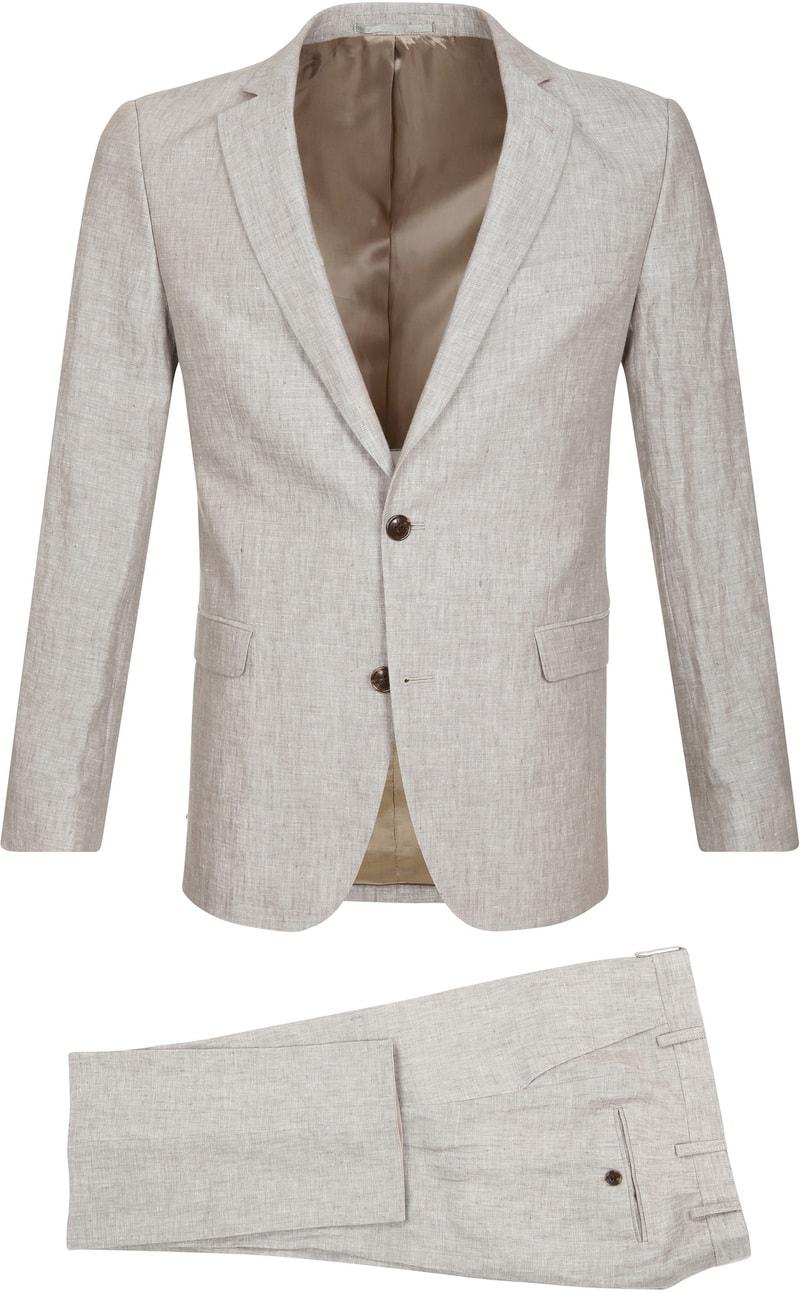 Verrassend Suitable Suit Piga Delave Linen 2DLI-LIN-BEI order online | Suitable UH-07