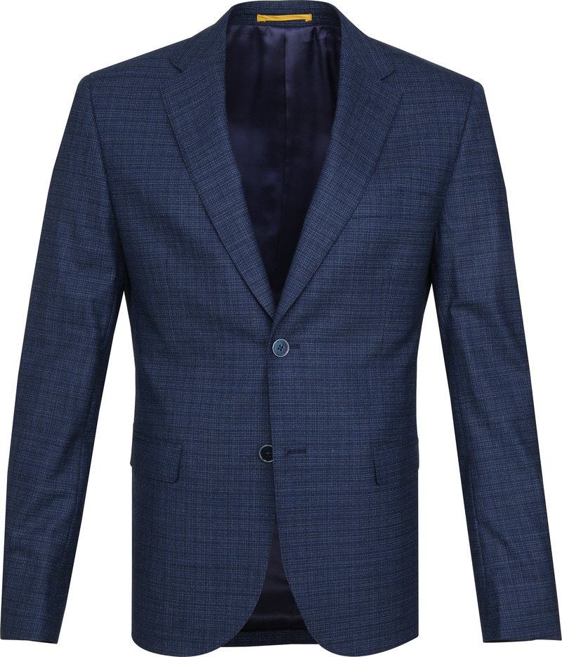 Suitable Suit Strato Navy Dessin photo 2