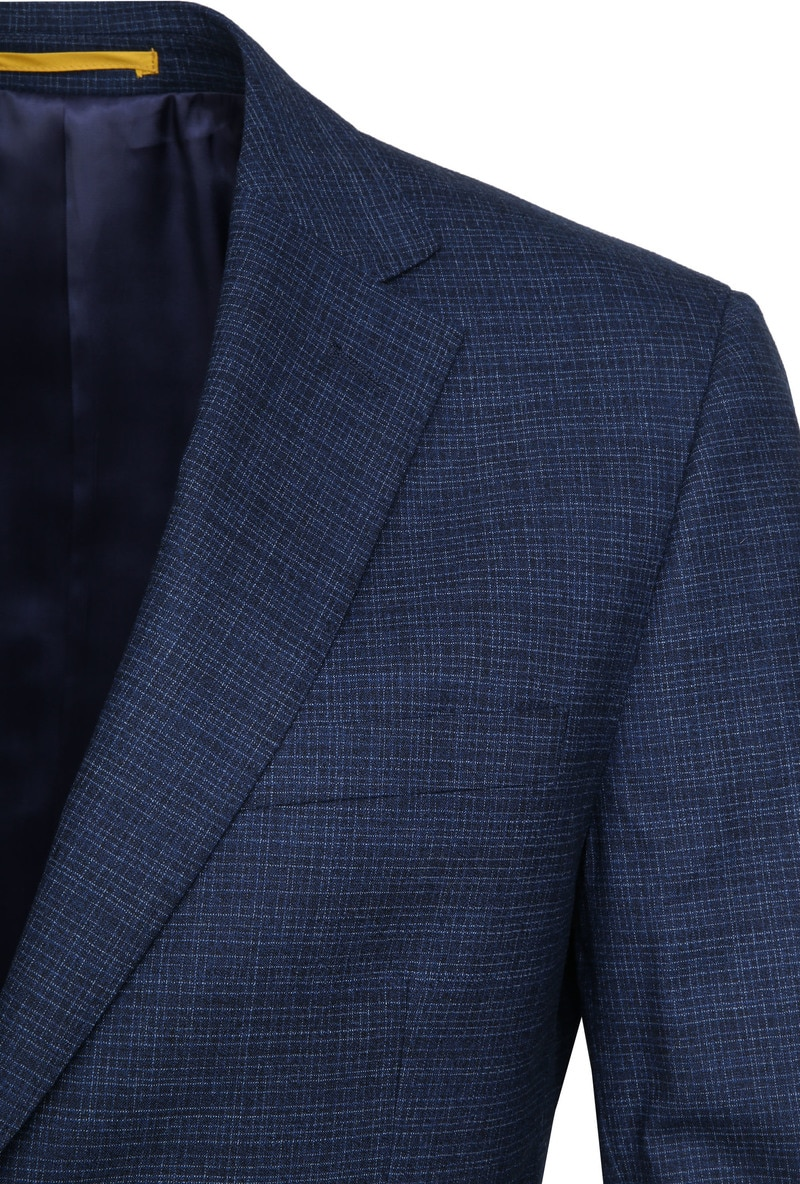 Suitable Suit Strato Navy Dessin photo 3