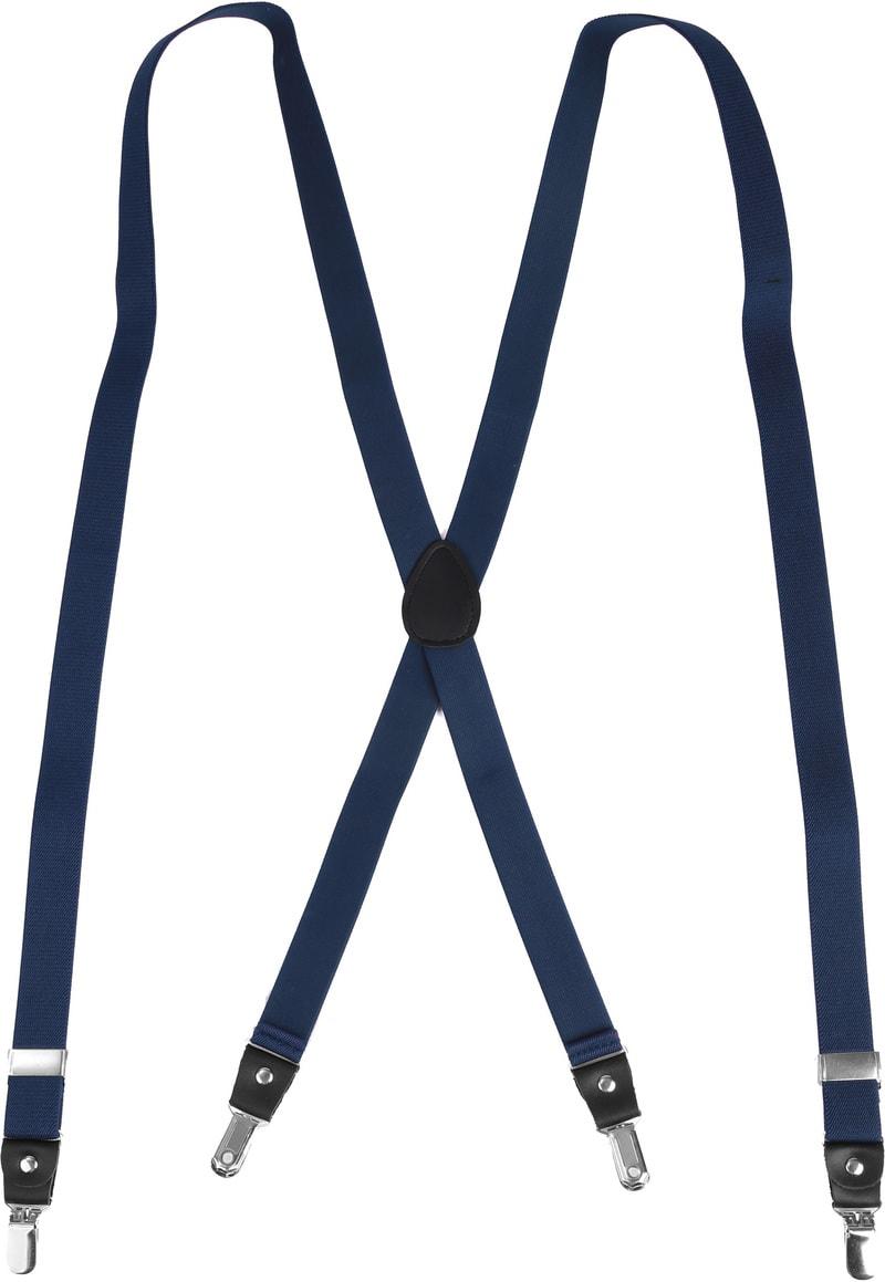 Suitable Suspenders Navy photo 1