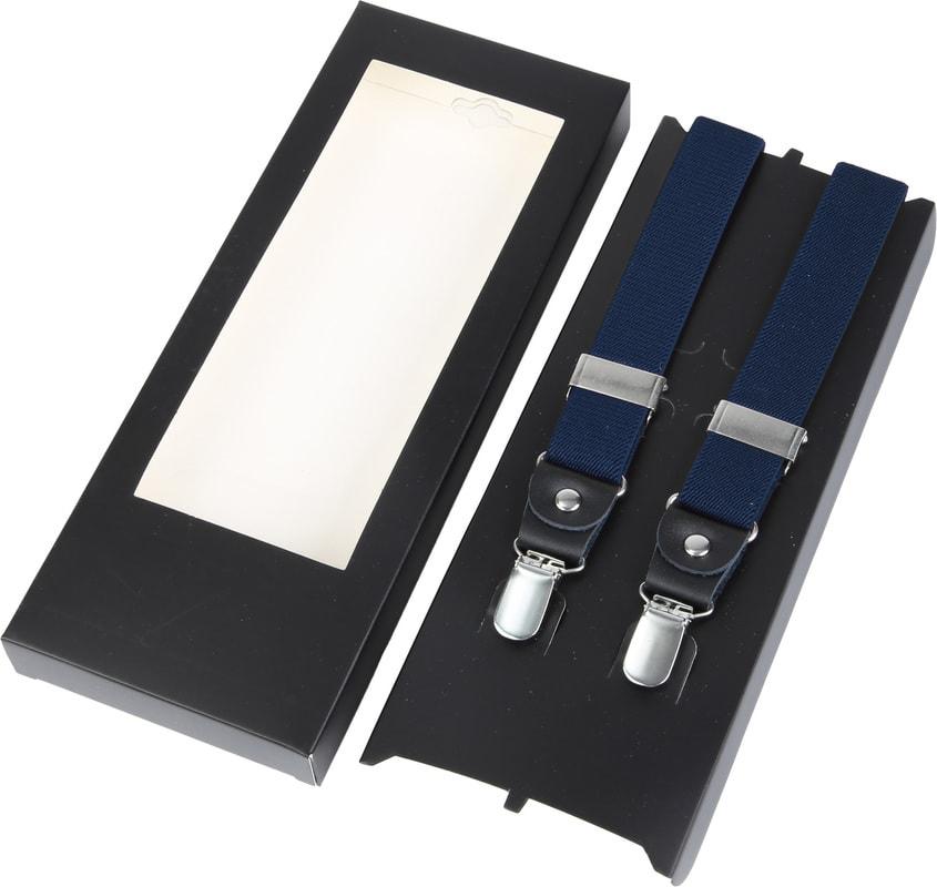 Suitable Suspenders Navy photo 2
