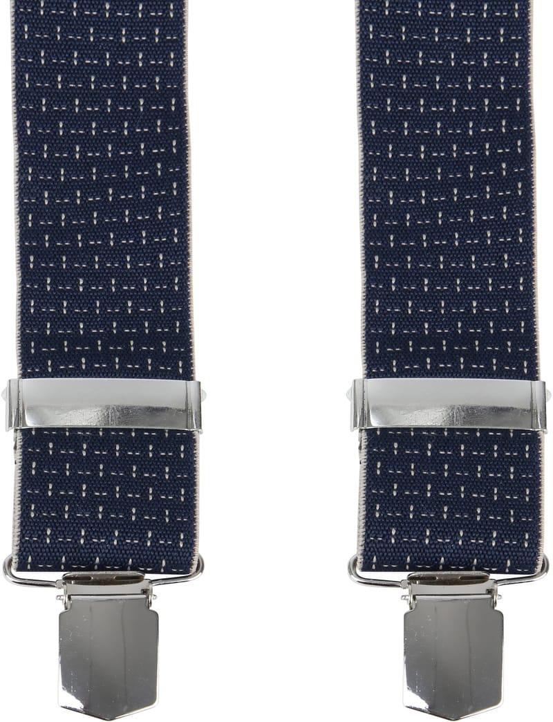 Suitable Suspenders Navy Dessin photo 0