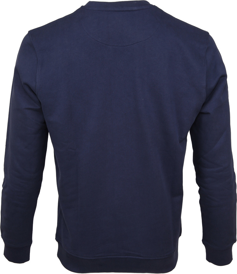 Suitable Sweater Space Navy foto 2