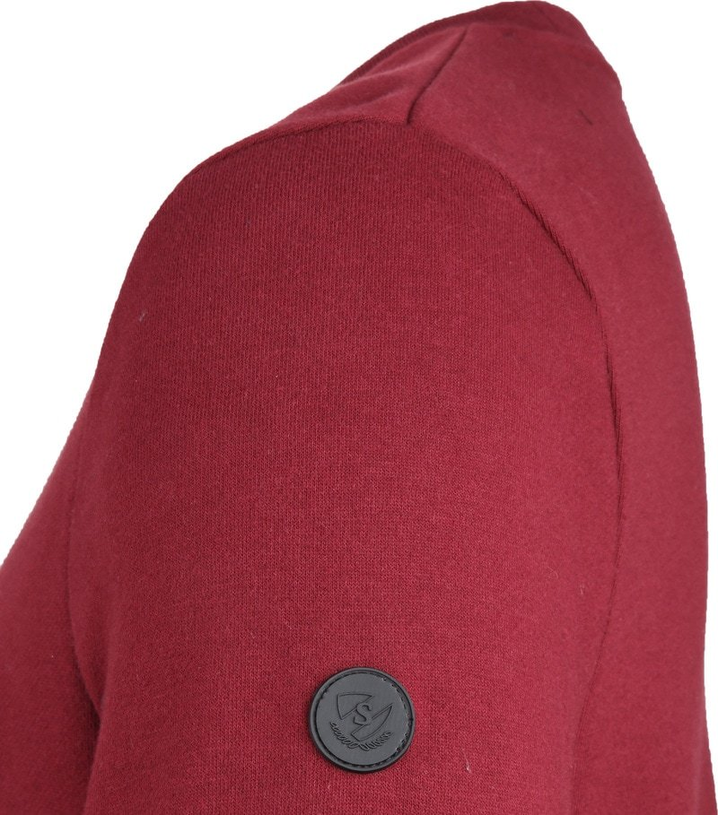 Suitable Sweater Sven Burgundy photo 3