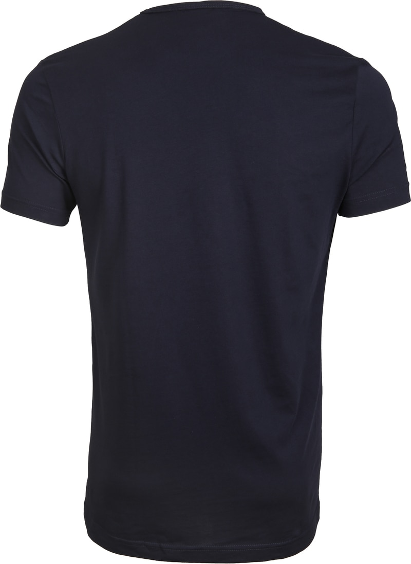 Suitable T-shirt 2-Pack O-Neck Navy photo 3