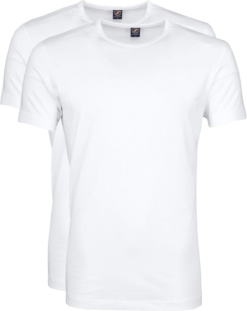 Suitable T-shirt 2-Pack O-Neck White photo 0