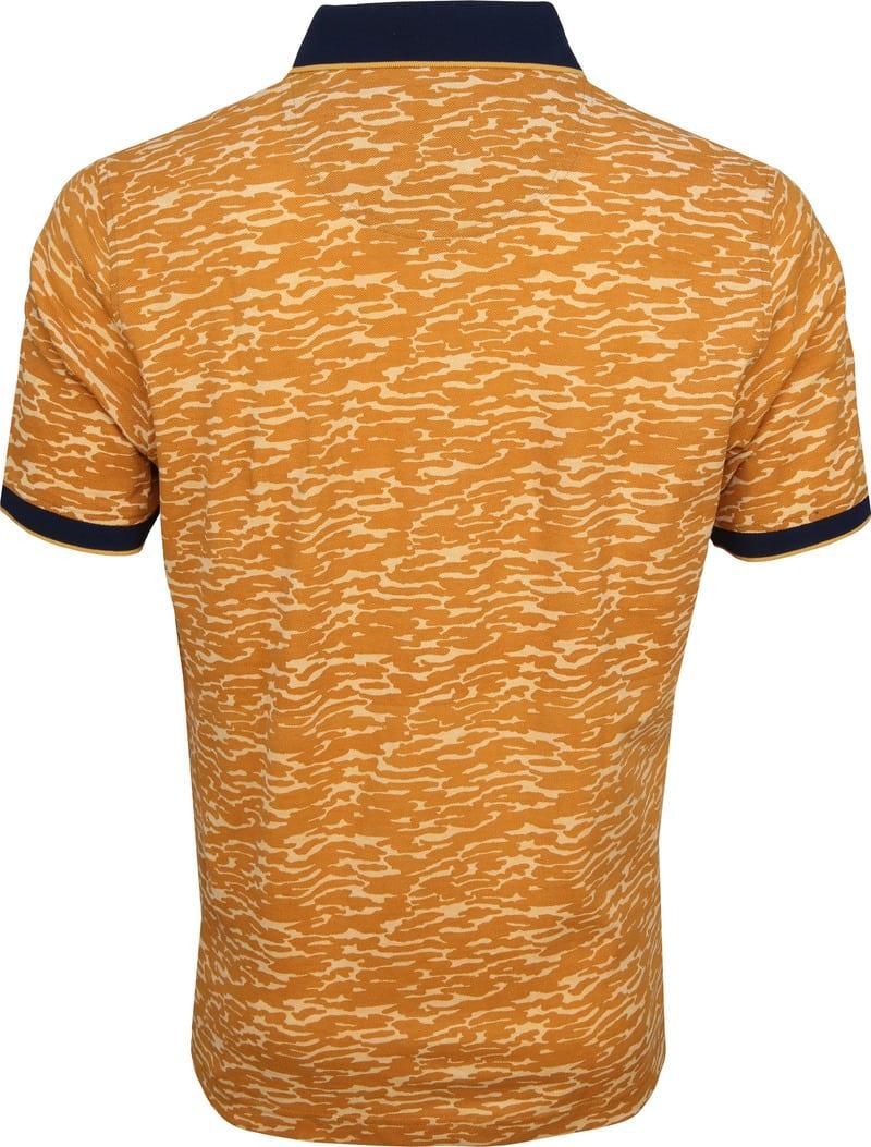 Suitable Tarnung Poloshirt Orange Foto 3
