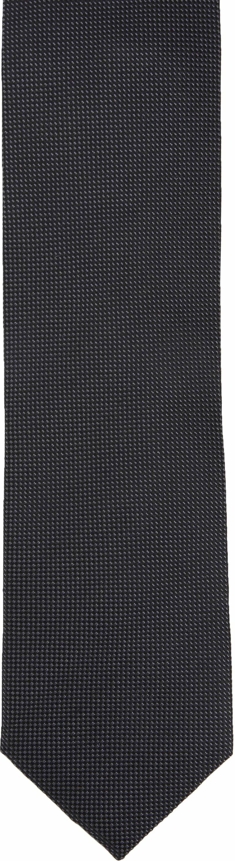 Suitable Tie Silk Black 10 photo 1