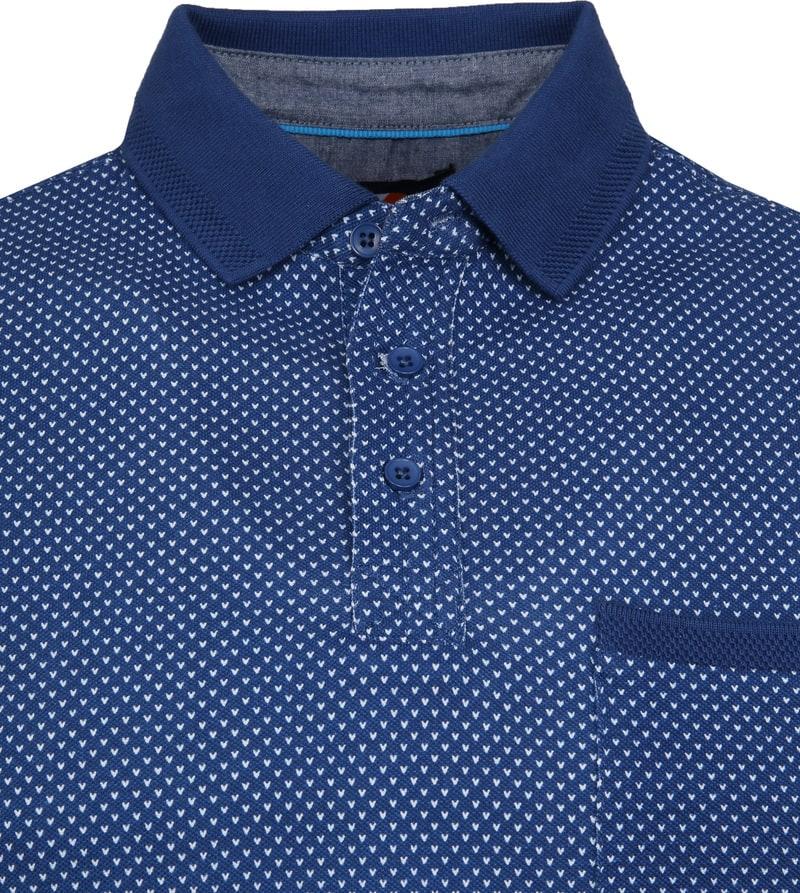 Suitable Till Polo Dessin Blauw foto 1