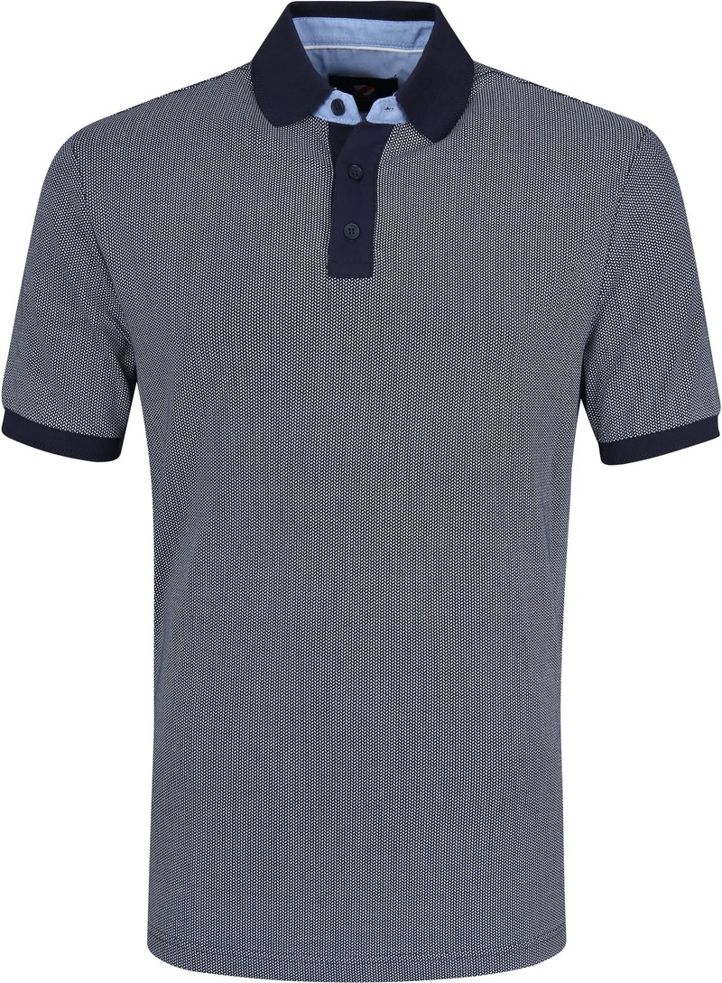 Suitable Till Poloshirt Dark Blue photo 0