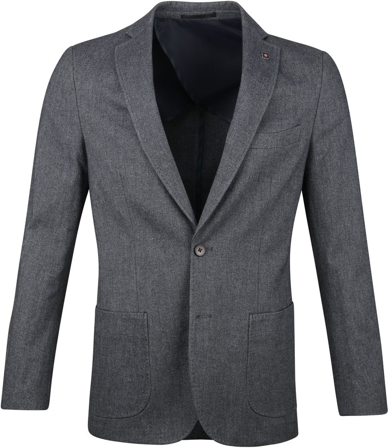 Suitable Travis Blazer Dark Grey photo 0