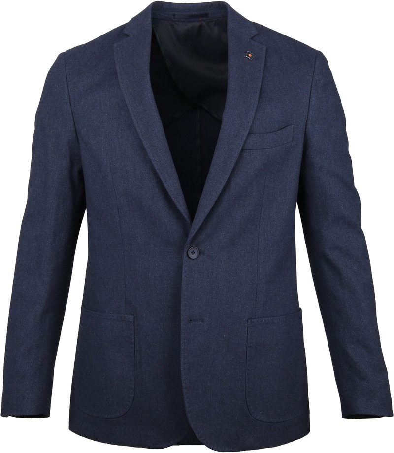 Suitable Travis Blazer Indigo photo 0