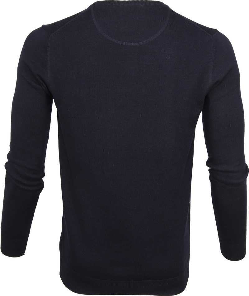Suitable Vince Pullover Navy foto 3