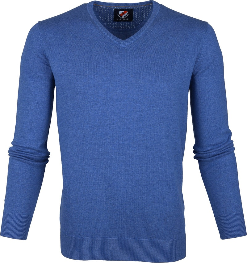 Suitable Vini Pullover Cobalt photo 0