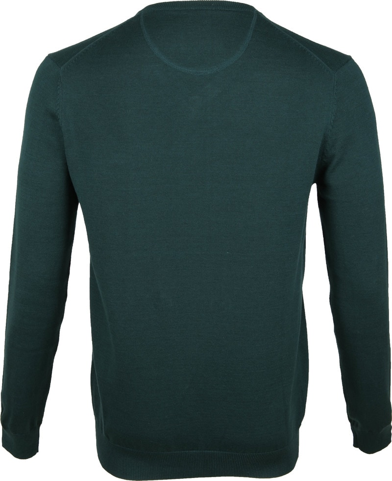 Suitable Vini Pullover Dark Green photo 3