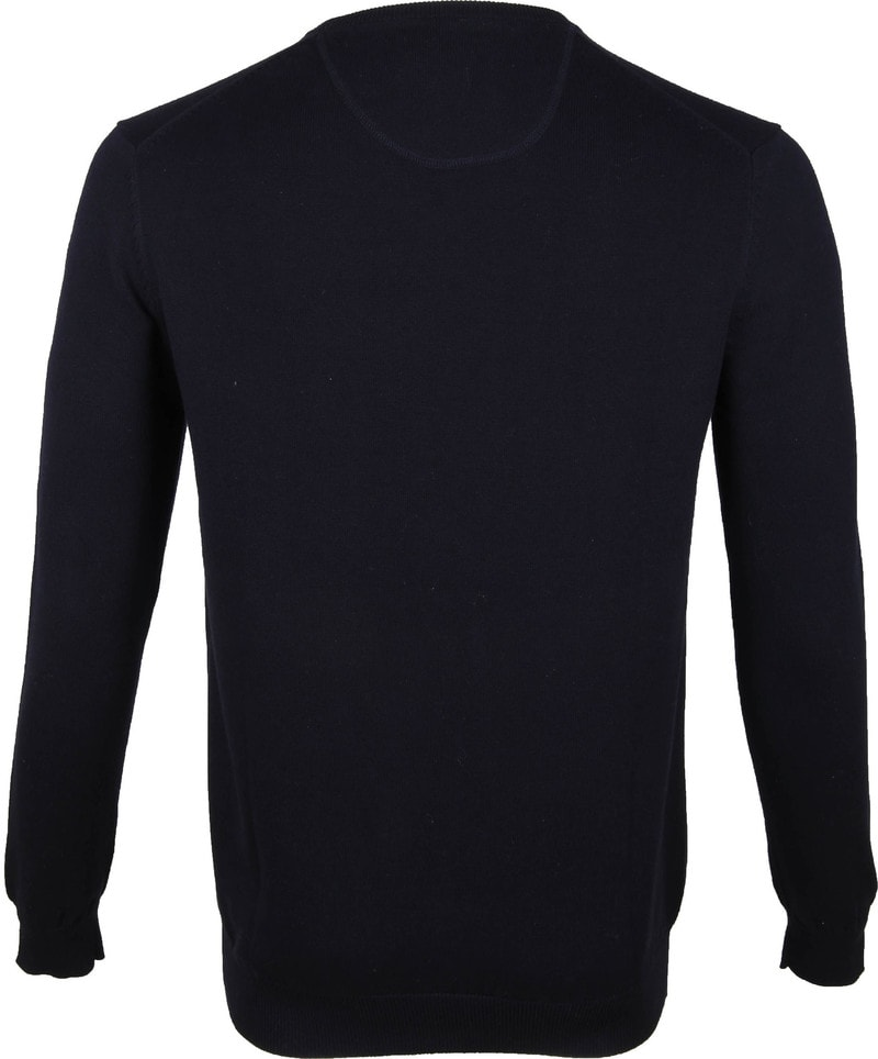 Suitable Vini Pullover Navy photo 3