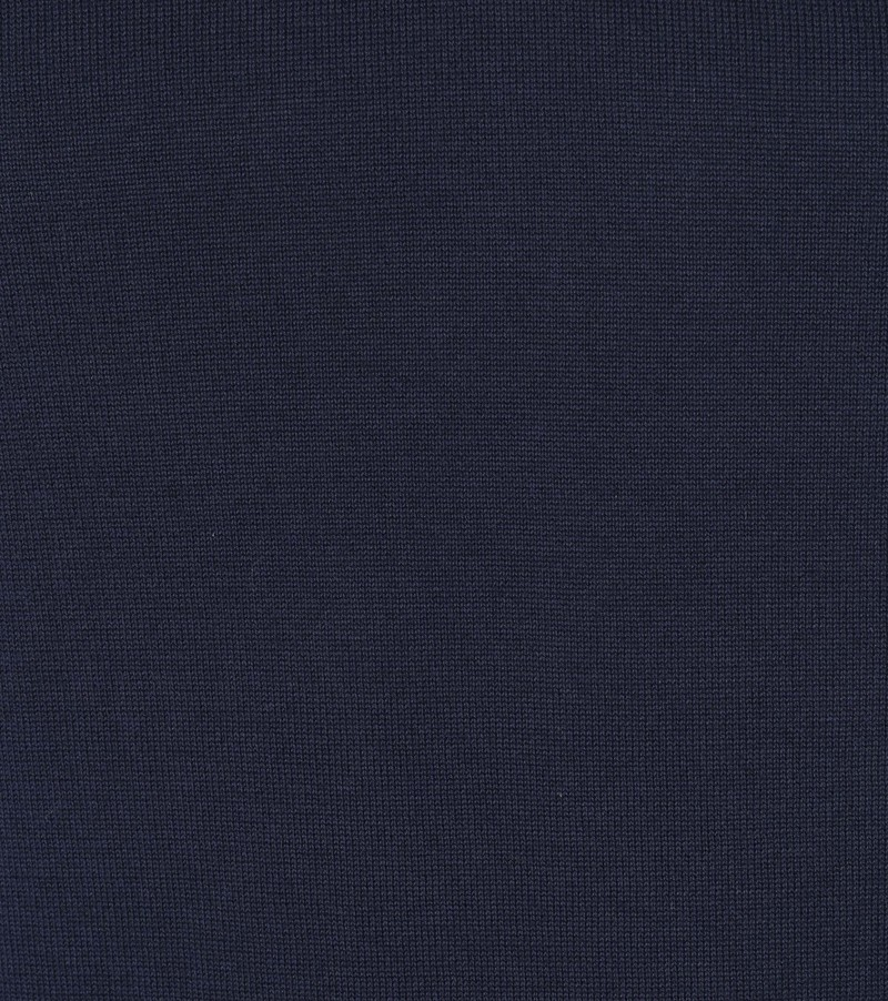 Suitable Vini Pullover V-Hals Navy - Donkerblauw maat 4XL