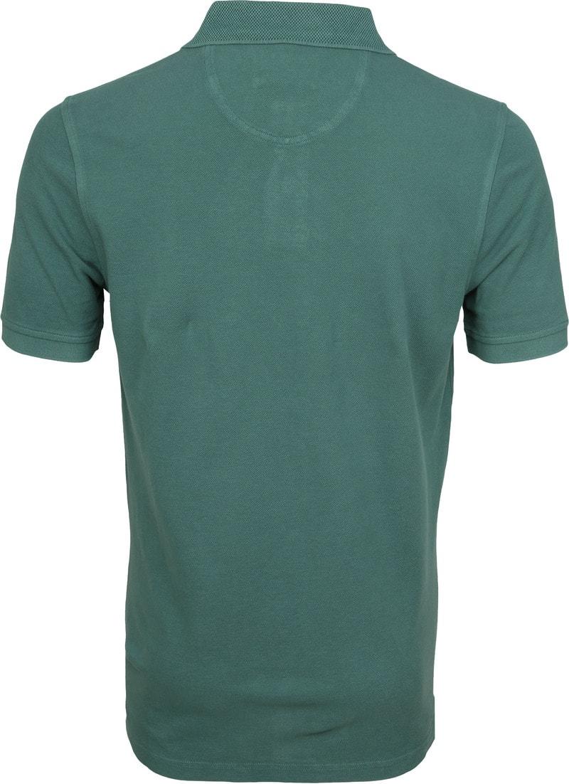 Suitable Vintage Poloshirt Groen foto 3